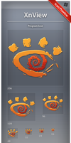 Icon XnView by ncrow