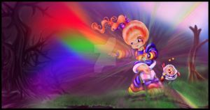 Rainbow Brite: Her Power by AmarineCraft