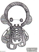 Munny Skeleton Plan by Hambuster122