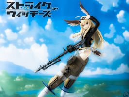 Hanna-Justina Marseile 1/8 VOLKS - (Strike Witches by Quicky81