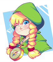 Linkle! by DreddStar