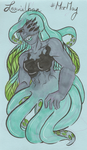 [Mermay] Leaviathan by Parziivale