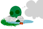 Froggy sleep by TheJokersCards