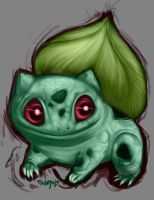 Bulbasaur by Samolo