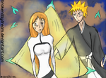 Bleach - Protect or Love? by brokendaydream