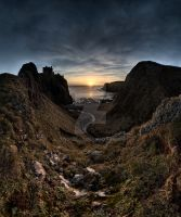 Dunnottar by gingercoo