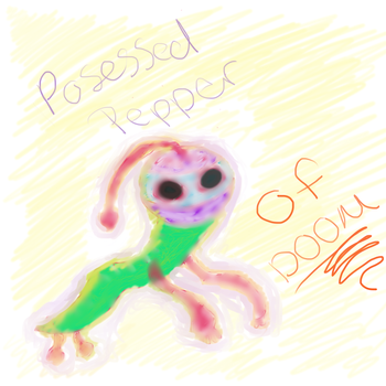 Possessed Pepper by FairytaleTragedy