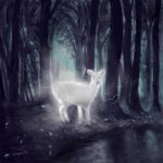 The Silver Doe by RussianVal