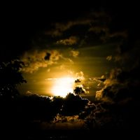 just another sunset by janati