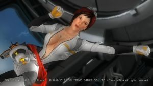 DEAD OR ALIVE 5 Last Round Mila26 by aponyan