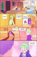MLP: The Bracelet Page 1 by Oddmachine
