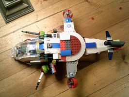 Battlechopper mark 4 top view by incoming-101