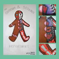 Gingerbread Man by mlle-annette