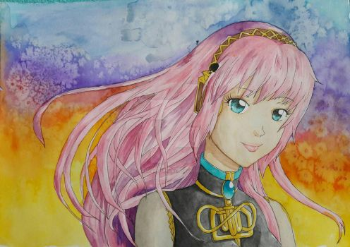 Luka in Colours by PancakeDaisuki