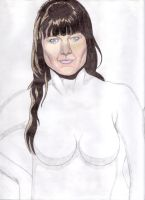 Lucy Lawless by golhom