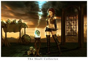 The Skull Collector by Karaliina