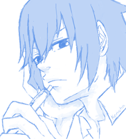 Sasuke: Studies by Ragginess