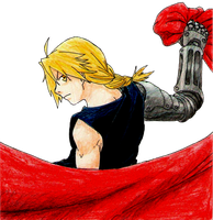 Edward Elric by chibionfire