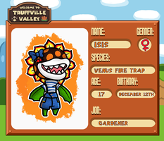 Truffville App- Isis by temptingglow
