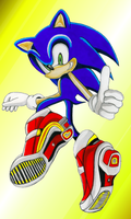 Sonic Adventure 2 SONIC by SWIFT-SONIC