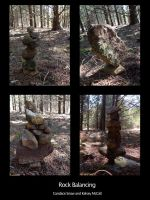 Rock Balancing by Wolftrest