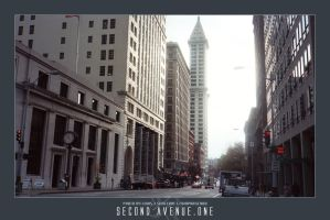 008- second avenue one by xerro