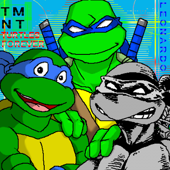 Turtles Forever by shu85