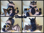 [CM] Teddy Darris by Draga03