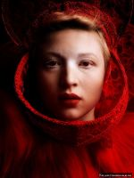 Red queen by Ita-Its-art