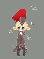 .:Pirate Kae:. by Pieology