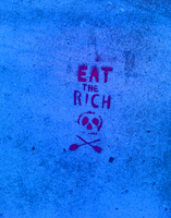 Eat the Rich by maikerukun9