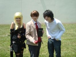 Death Note Group by NyNeko