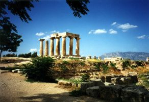 Corinth by philosophe