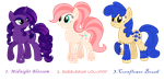 MLP Adopts - CLOSED by Chimajra