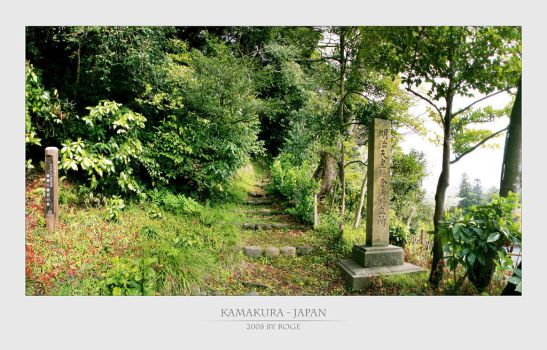 Japan - Kamakura 1 by roge-photo