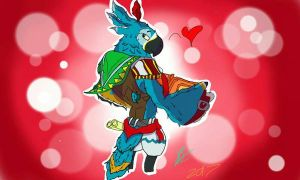 Daddy Kass by JaxTheWolf