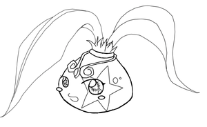 Unknown Species - uncolored by anniecheng09