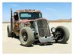 El Mirage Rat Rod by tezzan