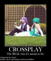 Crossplay by ringo-chiii