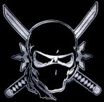 The Ninja's Jolly Roger by sigh-less