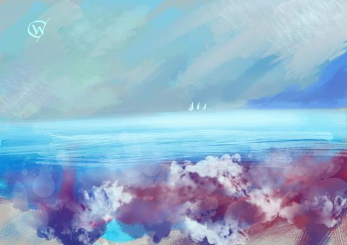 Shore by BluMess