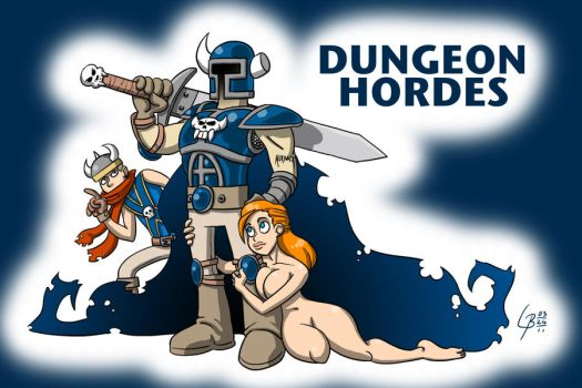 Dungeon Hordes by CoinCollection