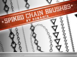 Chain Brushes by Ronamis by Ronamis