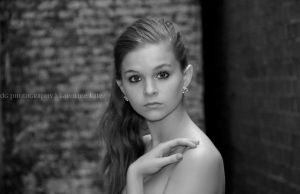 Karoline Kate n the alley 3 by 904PhotoPhactory