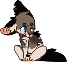New unnamed char by She-Foxy