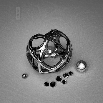 render - 04 - bw by Mirvil