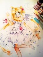 Princess Serenity by Naschi