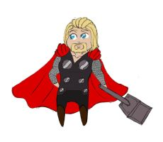 SS10 - Thor by DrinkTeaOrDie