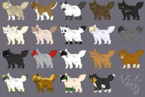 Piar Gifts Canines by 4erti4to