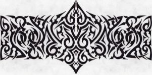 Tribal Armband Tattoo Designs Picture 10